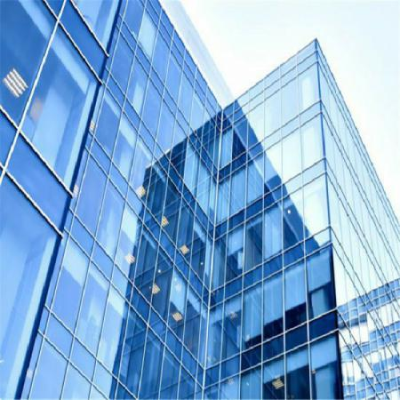 How much does a glass curtain wall cost?