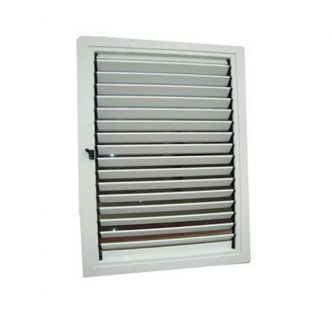 Pros and cons of external vertical & horizontal louvres
