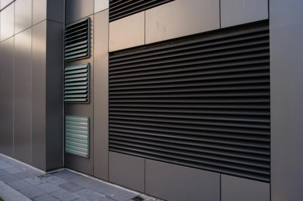 Buy external vertical & horizontal louvres at best price