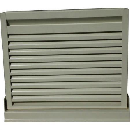 External vertical and horizontal louvres for sale