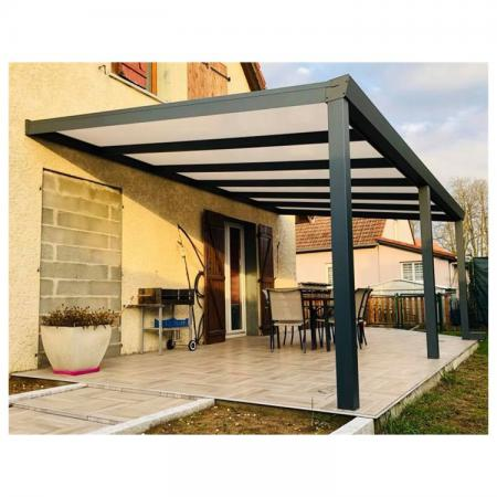 Buy aluminium electric louvered roof at best price