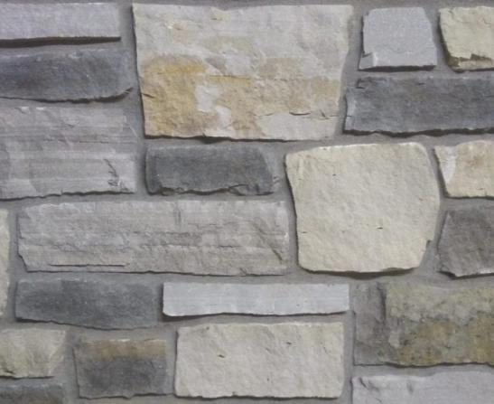 What are stone modular wall panels?
