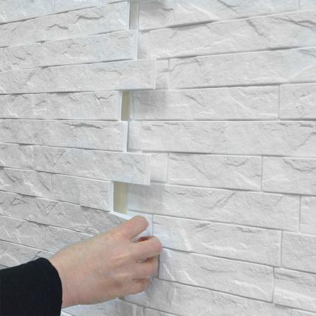 What are dry stone modular wall panels?