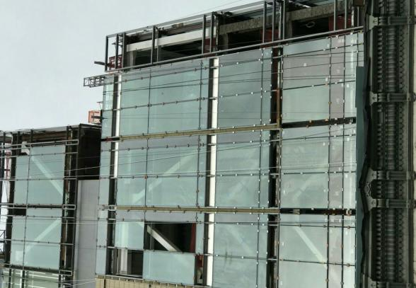 Most popular curtain wall installation companies
