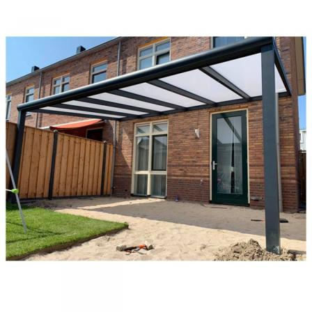 Aluminium electric louvered roof for sale