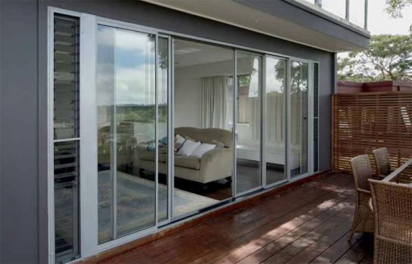 What are the benefits of aluminum window and door?