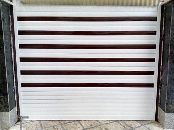High-quality aluminium profile shutter production