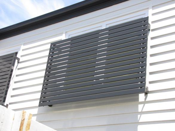 Fixed aluminium louvers Wholesale Market